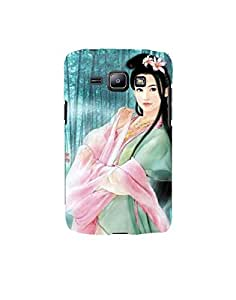 Aart Designer Luxurious Back Covers for Samsung J1 2016 by Aart Store.