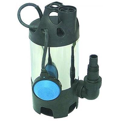 Tauchpumpe Schmutzwasser Brunnen Pumpe 1100 Watt 14000l/h Förderhöhe max. 10m von ETT - Lampenhans.de