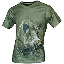 "Camiseta Tecnica""Jabali"" M"