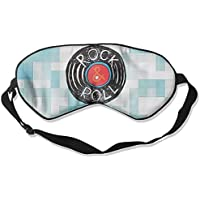 Rock N Roll 99% Eyeshade Blinders Sleeping Eye Patch Eye Mask Blindfold For Travel Insomnia Meditation preisvergleich bei billige-tabletten.eu