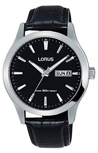 Lorus Watches Reloj Unisex de Analogico RXN27DX9