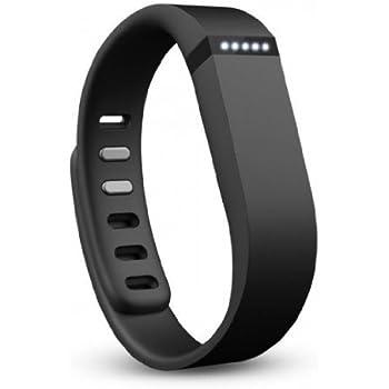 Fitbit Flex Braccialetto Monitoraggio Sonno e Attività Fisica, Nero