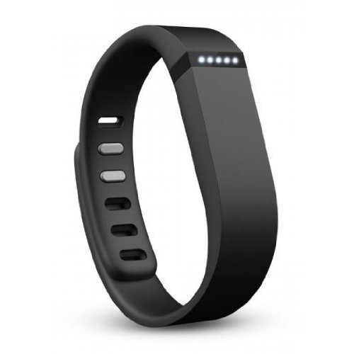 Fitbit Fitness-Tracker Flex Wireless, schwarz, 76969