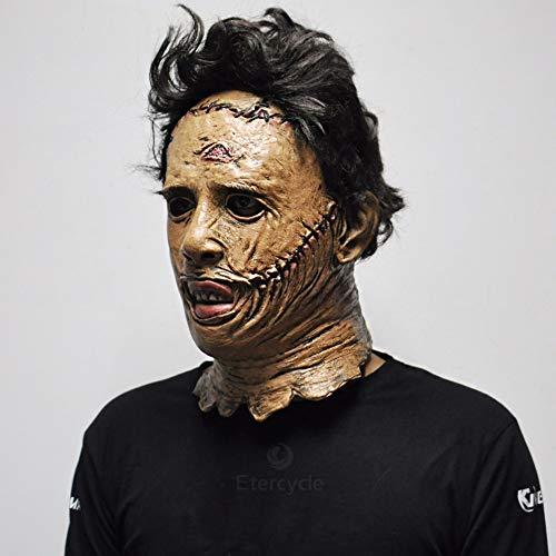 Kostüm Erwachsene Für Qualitäts - MONWSE Maske Halloween Horror Maske Film Cosplay Masker Erwachsene Partei Kostüm Requisiten Hohe Qualität Latex Lustige Spielzeug