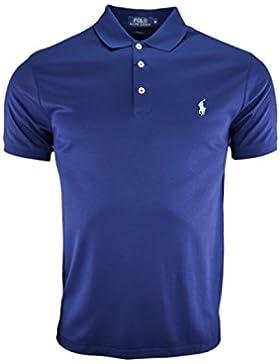 Ralph Lauren Short Sleeve-Knit, Camiseta para Hombre