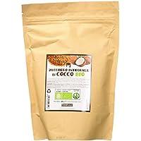 Erbavoglio Azúcar de Coco - 2 Paquetes de 400 gr - Total: 800 gr