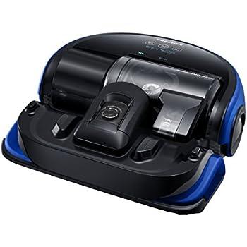 samsung vr20 k9000ub roboter staubsauger powerbot essential blau schwarz. Black Bedroom Furniture Sets. Home Design Ideas