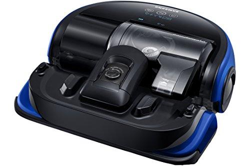 *Samsung vr20K9000ub Roboter Staubsauger Powerbot Essential, blau/schwarz*