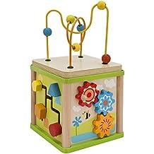 Eichhorn - 100005060 - Cube d'activités en Bois