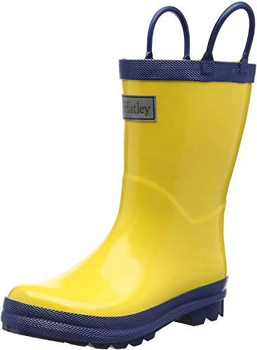 Hatley Unisex Kids Classic Wellington Rain Boots