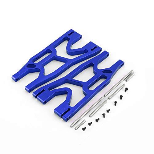 Noradtjcca Aluminiumlegierung Unterer Querlenker Vorne Hinten A-Arm Für Traxxas X-MAXX 1/5 Skala Fernbedienung LKW RC Auto Zubehör