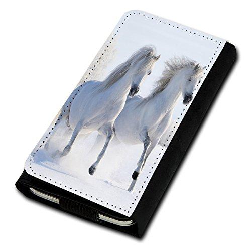 Book Style Flip Handy Tasche Case Schutz Hülle Foto Schale Motiv Etui für Doro Liberto 820 mini - Flip U5 Design2