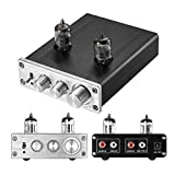 HiFi 6J1 Vakuumröhre Vorverstärker Stereo PreAmp Digital Höhen & Bass Tone Control