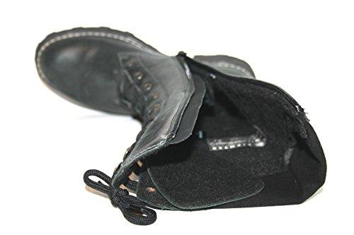 Juge 44764020–chaussures, bottes fille Noir - Noir