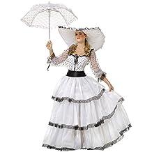 Disfraz de Escarlata para mujer - Único, M