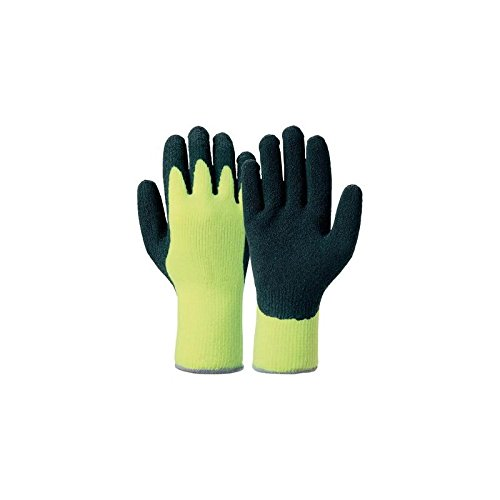 Price comparison product image KCL 692 Handschuh StoneGrip® Naturlatex, Baumwolle Größe (gloves): 10, XL
