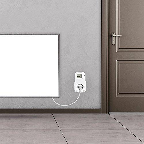 TROTEC TIH 900S Infrarot-Elektroheizung Heizstrahler Infrarot-Technologie Bild 6*