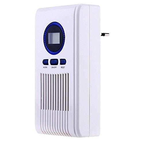 MTTK Generador de ozono baño doméstico Desodorante Olor Limpiador de Aire Hotel esterilizador