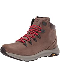 Amazon.it  Merrell - Marrone   Scarpe da escursionismo   Calzature da ... 144dc522b55