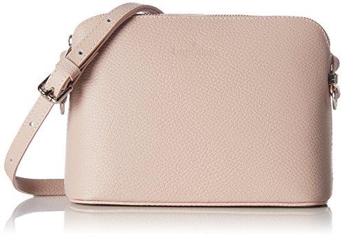 Bags4Less Jimbi, Shoppers y bolsos de hombro Mujer, Pink (Nude), 9x18x24 cm (B x H T)