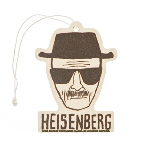 Preisvergleich Produktbild Cool TV Props Heisenberg Air Freshener inspired by Breaking Bad