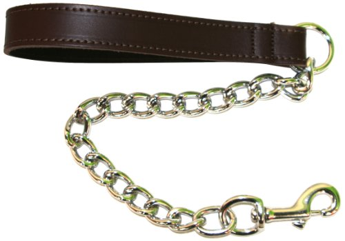 bbd-25-inch-ex-heavy-leather-chain-lead-brown