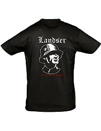 7a5d243b499558 Landser - Eine Deutsche Legende - T-Shirt 2 Motive zur Auswahl