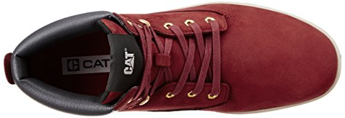 Caterpillar Colorado Plus, Jungen Chukka Boots Red Dahlia