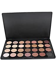 SAGUARO® Professional 28 Neutral Matte Colors Eyeshadow Palette Eye Shadow Makeup Cosmetics