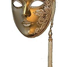 La Fucina dei Miracoli, Máscara Veneciana en Papel Maché ...