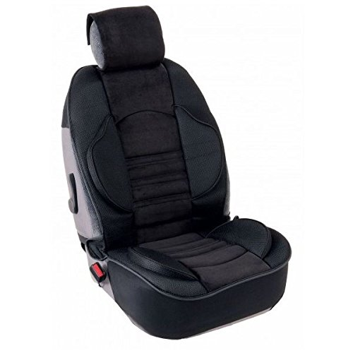 Protection siege Grand Confort Airbag lateraux ˆmaille respirante Noir