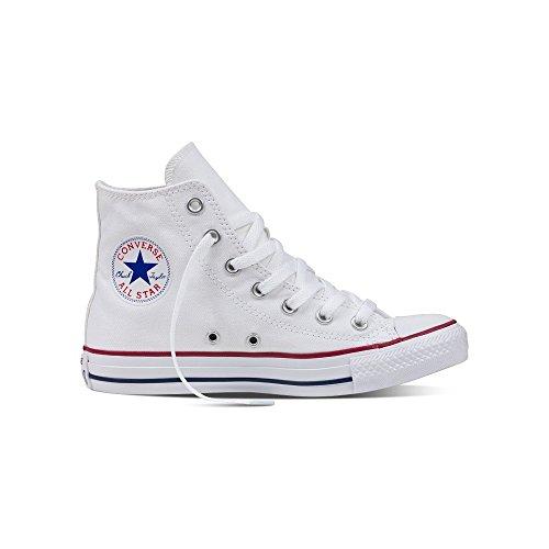 Converse Unisex-Erwachsene Chuck Taylor All Star Season Hi Sneaker, Weiß (Optical White), 39 EU