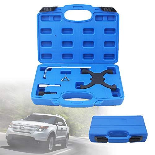 wolketon Motor-Einstellwerkzeug Arretierwerkzeug für Ford Mondeo Focus C-Max 1.6 Ti 2.0 TDCi