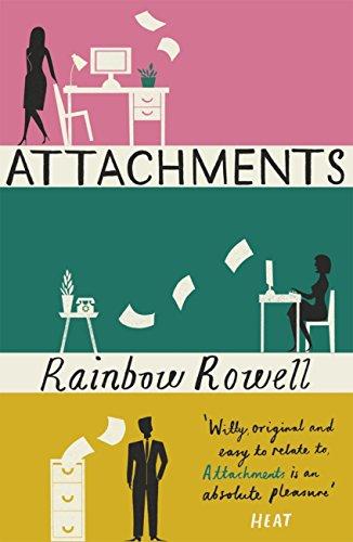 Attachments por Rainbow Rowell