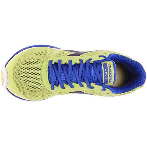 Diadora , Baskets pour homme C0201 VERDE/NERO