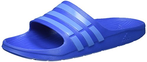 adidas Duramo Slide Unisex-Erwachsene Dusch & Badeschuhe, Blau (Bright Royal/Lucky Blue S15/Bright Royal), 54 2/3