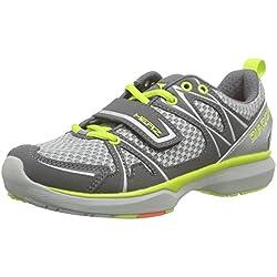 DiadoraHerz - Zapatos de Ciclismo de Carretera Unisex adulto , color Gris, talla 45