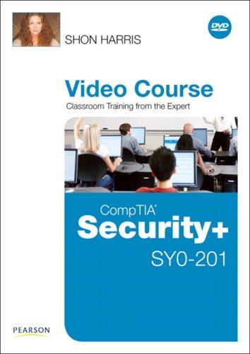CompTIA Security+ SY0-201 Video Course por Shon Harris