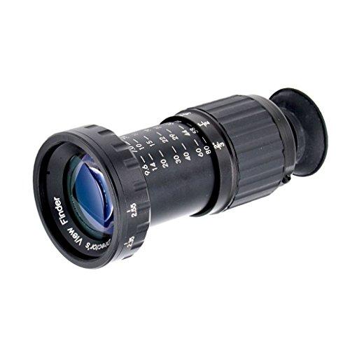 Homyl Vd-11x Micro Scene Viewer Directors Viewfinder Motivsucher Für Regisseure Foto Schwarz