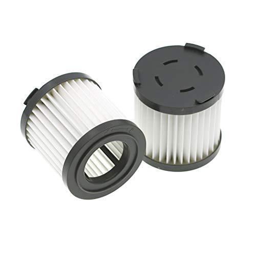 ToDIDAF Staubsauger-Zubehör, Ersatzteile für Kehrroboter, 2 Stück Filterelement HEPA Für XIAOMI JIMMY JV51 CJ53 C53T CP31