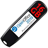 OpenOffice 2019 Premium Edition auf 16 GB USB-3.0-Stick