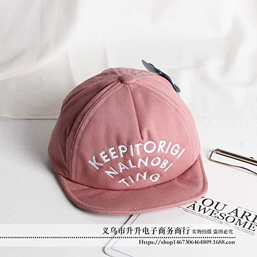 mlpnko Baby Jungen und Mädchen Kappen Mädchen Baseball Hüte weichen Sonnenschirm Wilden Hut rosa - Van Gogh Kostüm Kinder