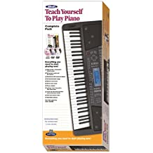 Alfred's Teach Yourself to Play Piano Complete Pack: Everything You Need to Start Playing Now!, Starter Pack