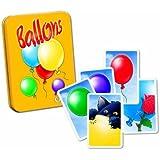 Gigamic - AMBALL -Jeu de cartes - Ballons