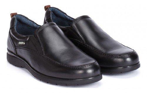 Pikolinos Uomo San Lorenzo 3036 scarpe nero Size: 40