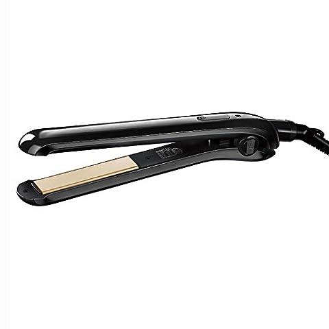 BANISH Fer à Boucler Céramique Rouleau électrique Cheveux Raides Contreplaqué