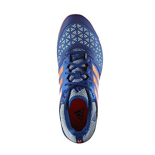 Adidas zona Dox Hockey scarpe–AW16 Blue