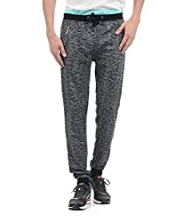 Pepe Jeans Mens Relaxed Fit Cotton Casual Trousers (PIM0003483_Black_38W x 34L)