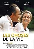 Les Choses de la Vie - Affiche de Cinéma Originale - 40x60 cm - Pliée