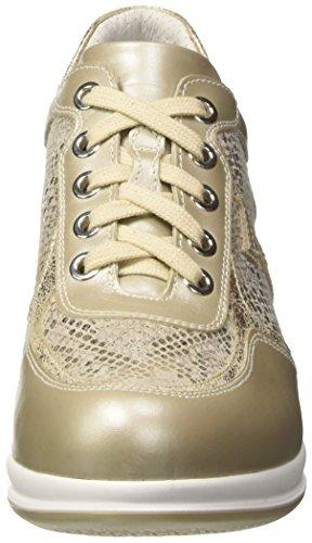 Nero Giardini P717050d, Sneakers basses femme Beige (505)